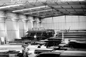 Maisonneuve - 1971 (hangar)